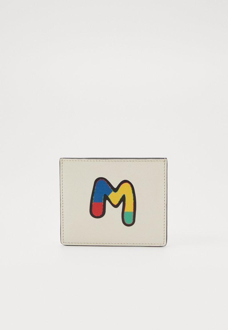 M Missoni - PORTATESSERE UNITA - Lommebok - white