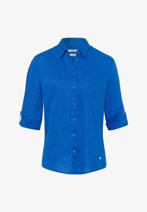 STYLE VIOLA - Button-down blouse - ocean