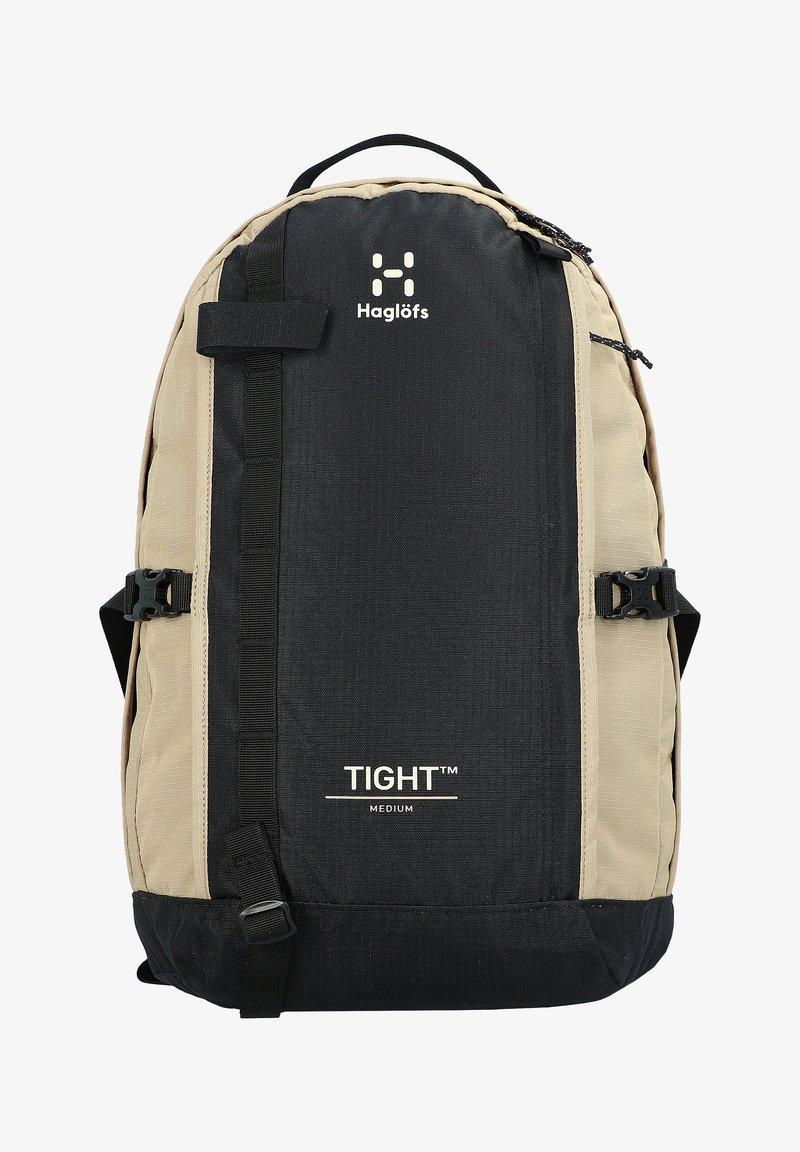 Haglöfs - TIGHT - Rucksack - true black sand