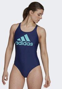 adidas Performance - Badpak - blue - 0