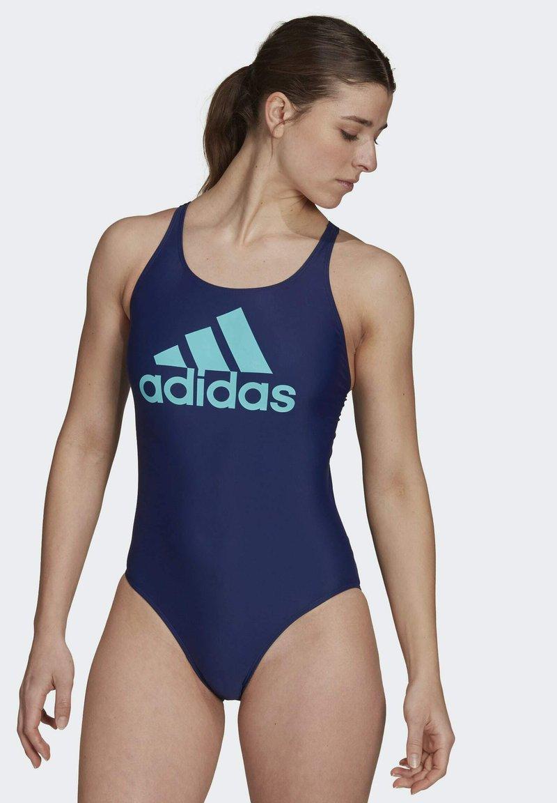 adidas Performance - Badpak - blue
