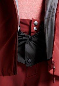 Haglöfs - STIPE JACKET WOMEN - Snowboard jacket - brick red/maroon red - 6