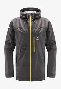 Haglöfs - L.I.M CROWN JACKET - Outdoor jacket - grey - 5
