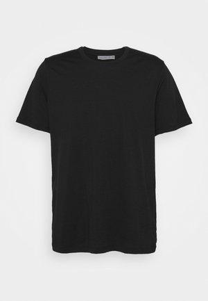 TECH LITE II SS TEE - T-shirt basic - black
