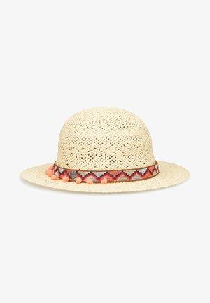 HUT BUTTERFLY - Hat - beige