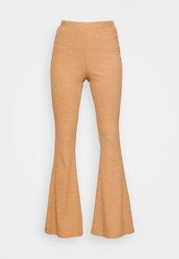 FENNEL TROUSER - Spodnie materiałowe - beige