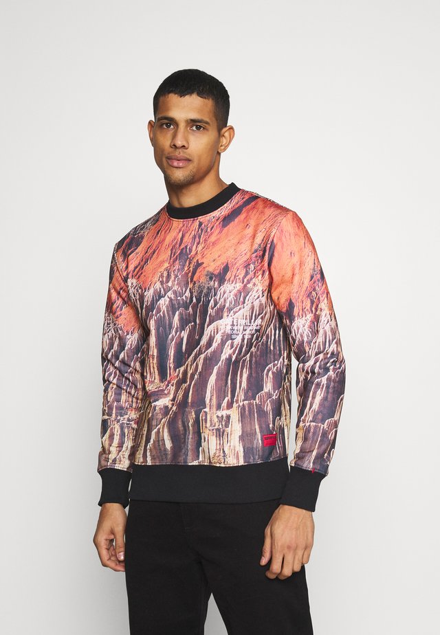 ALL OVER PRINT CANYON  - Sweatshirts - multi-coloured