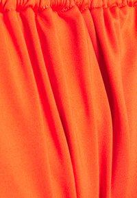 We Are We Wear - ECO MELISSA TIE SIDE PANT - Bikini bottoms - orange - 2