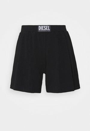 UFLB-FICKLE SHORTS - Pyjama bottoms - black