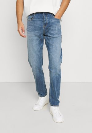 NORM - Straight leg jeans - blue ink