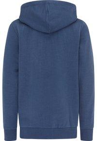 Petrol Industries - Zip-up hoodie - petrol blue - 1