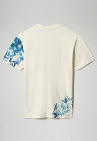 Napapijri - Print T-shirt - new milk - 5
