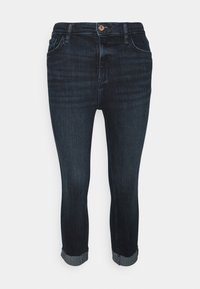 River Island Petite - Jeans Skinny Fit - dark auth - 0