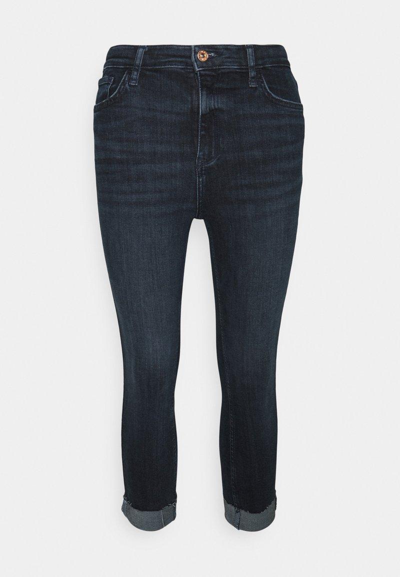 River Island Petite - Jeans Skinny Fit - dark auth