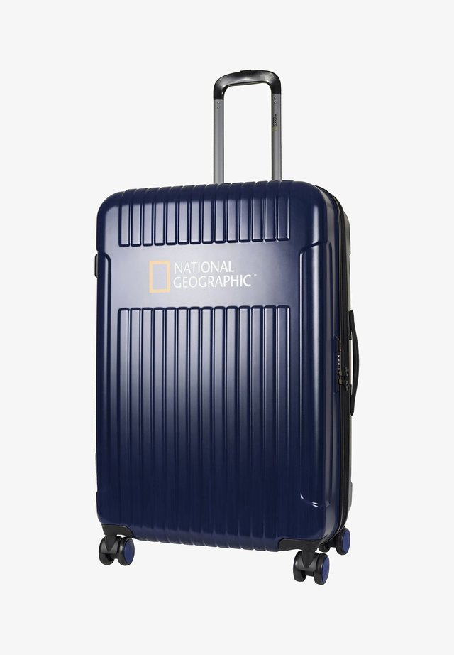 REISEKOFFER TRANSIT - Luggage set - blau