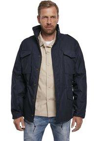 Brandit - Summer jacket - navy - 2