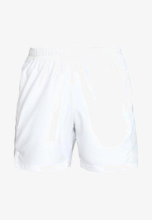 DRY SHORT - Pantalón corto de deporte - white