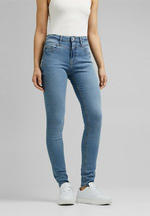 SHAPING - Jeans Skinny Fit - blue light washed