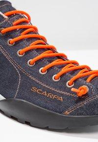 Scarpa - MOJITO  - Chaussures de marche - blue denim - 5