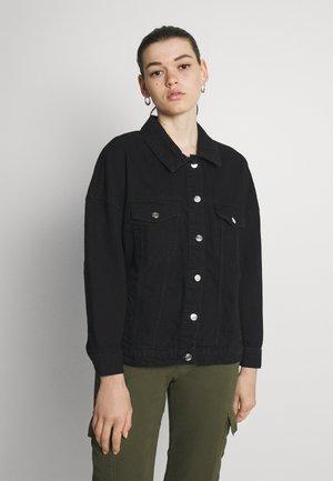 ONLSAFE LIFE  - Denim jacket - black denim