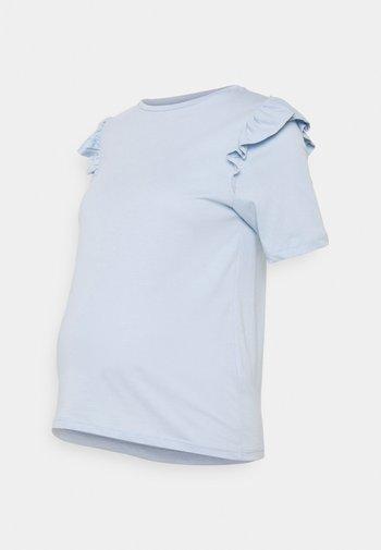PCMTILDE - Basic T-shirt - kentucky blue