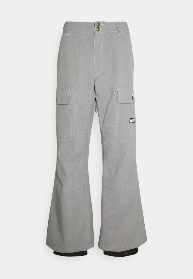 CODE PANT - Snow pants - frost gray
