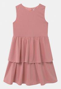 Chi Chi Girls - Jersey dress - pink - 0