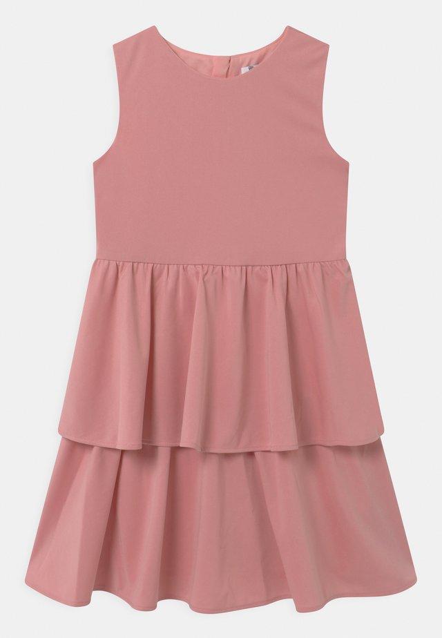 Vestito di maglina - pink