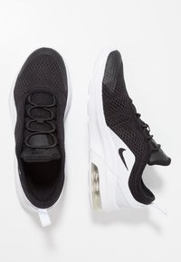 Nike Sportswear - AIR MAX MOTION 2 - Mocasines - black/white - 0