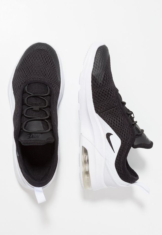 AIR MAX MOTION 2 - Slip-ons - black/white