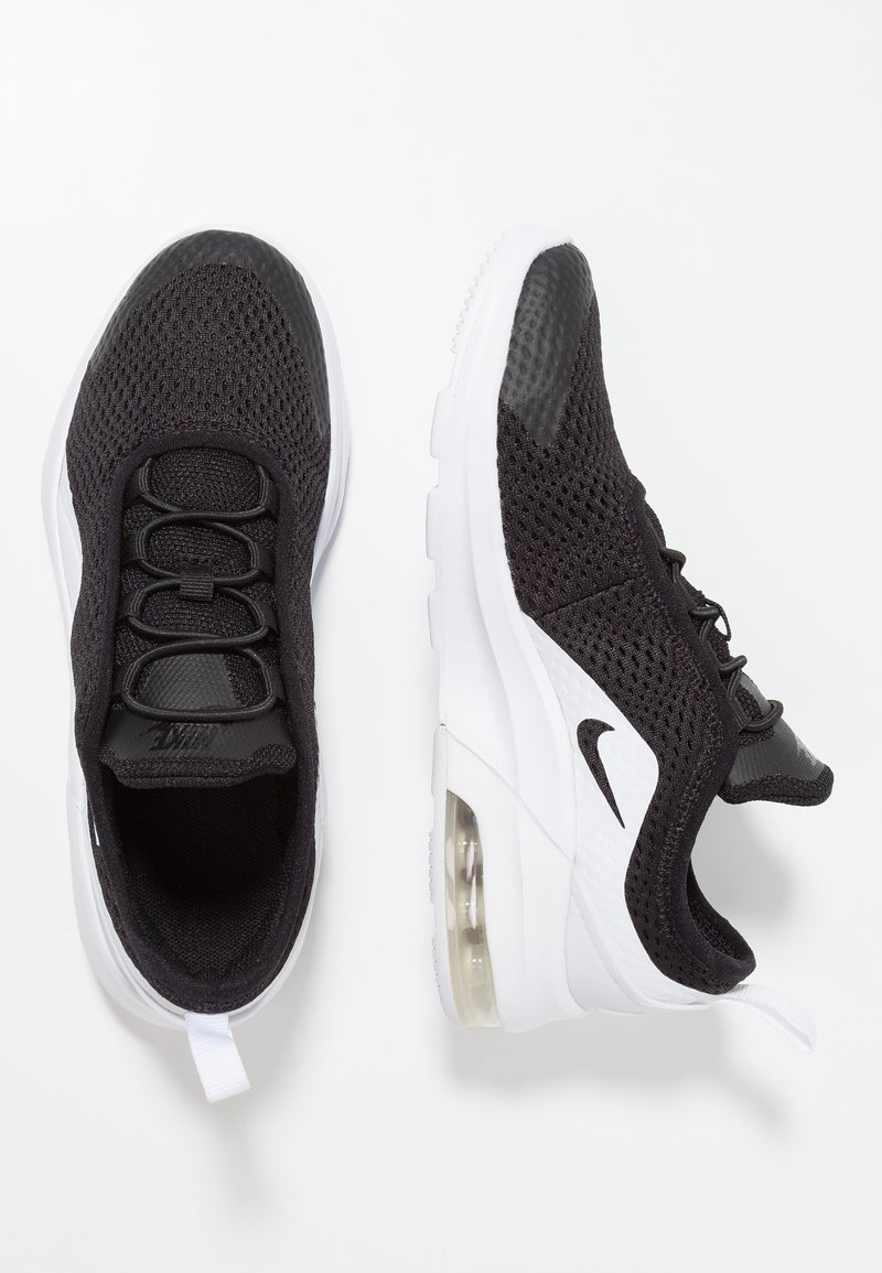 Nike Sportswear - AIR MAX MOTION 2 - Mocasines - black/white