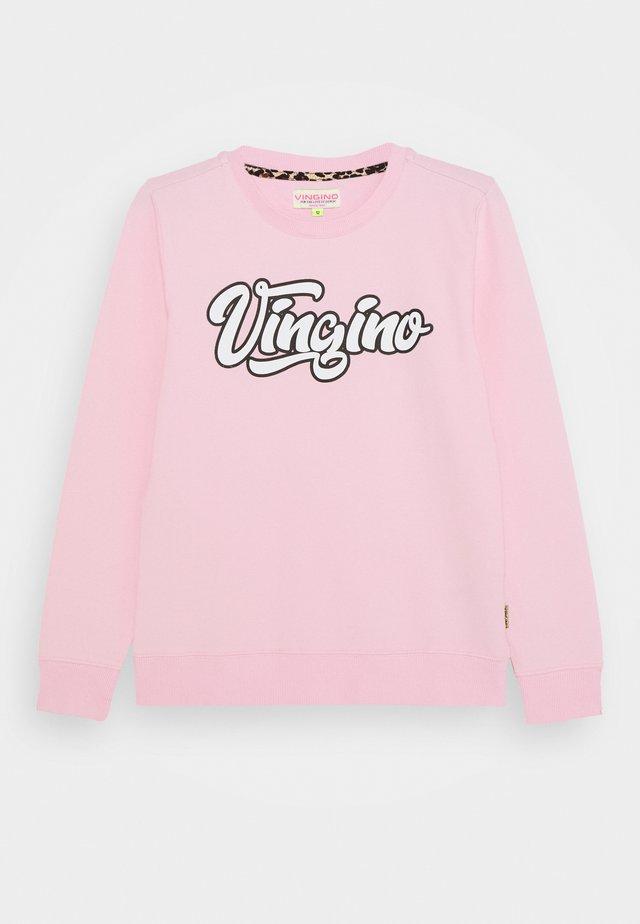 NADIEN - Sweatshirt - fairy pink