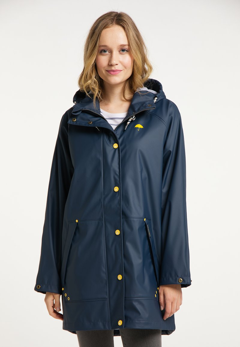 Schmuddelwedda - Waterproof jacket - marine