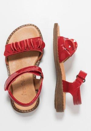LORE JOY MEDIUM FIT - Sandals - red