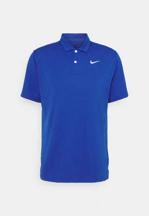 DRY FIT ESSENTIAL SOLID - Sports shirt - game royal/white