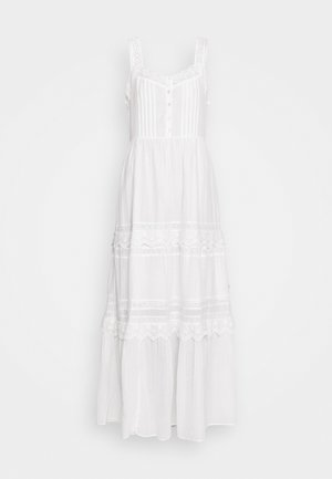 BRENDA - Robe longue - off white
