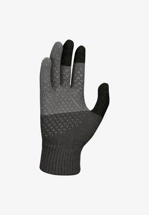 Gloves - grauschwarz