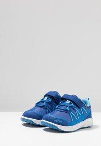 Viking - HOLMEN - Hiking shoes - dark blue/blue - 3