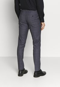 Lindbergh - CHECKED SUIT - Traje - grey check - 5