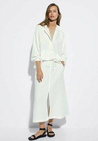 Massimo Dutti - Sweatshirt - white - 1
