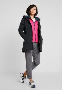 YETI - AUKEA BONDED COAT - Down coat - black - 1