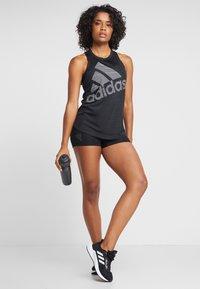 adidas Performance - ALPHASKIN  - Leggings - black - 1