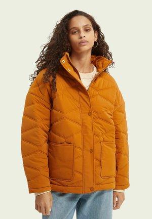 Light jacket - copper