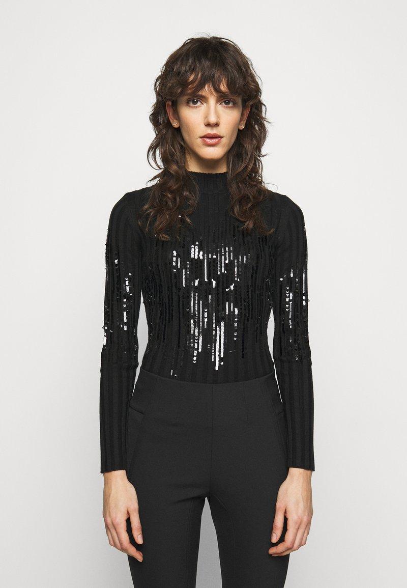 HUGO - SHAWNEL - Pullover - black
