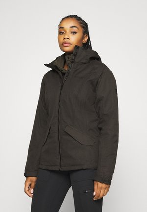 HIGHSIDE - Winterjacke - ash