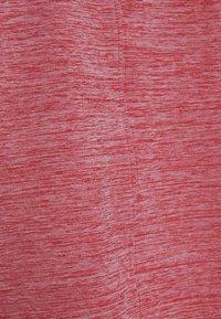 adidas Golf - ESSENTIALS HOODIE - Felpa con cappuccio - light pink - 2