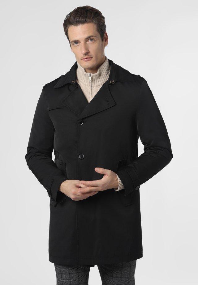 KONSTANZ - Short coat - schwarz