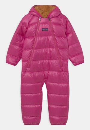 INFANT BUNTING UNISEX - Combinaison de ski - mythic pink