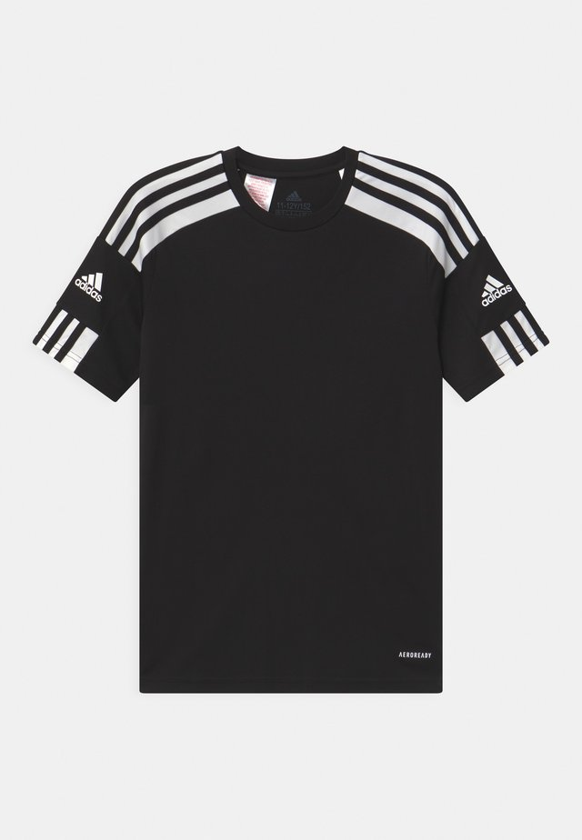 SQUAD UNISEX - T-shirt con stampa - black/white