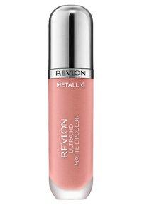 Revlon - ULTRA HD METALLIC MATTE LIPCOLOR - Liquid lipstick - N°690 hd gleam - 1